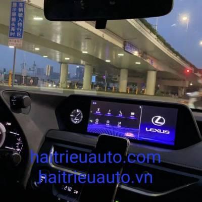 màn hình android theo xe lexus ES 2019