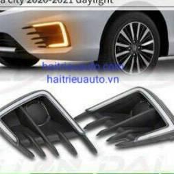 đèn led gầm cho xe honda City 2021