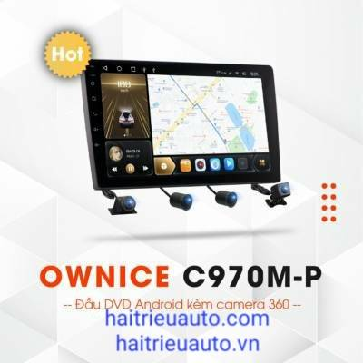 màn hình android Android Ownice C970M Premium