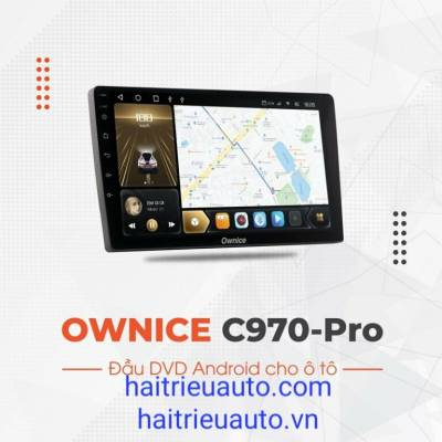 màn hình android Ownice C970 Pro