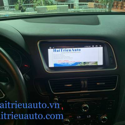 màn hình android xe audi Q5