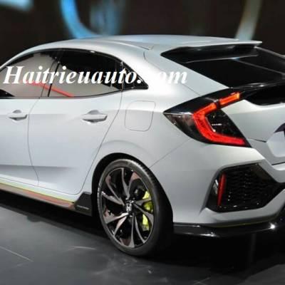 Body xe Honda Civic