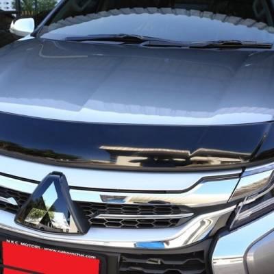 đồ trang trí cho xe Mitsubishi Pajero Sport 2017