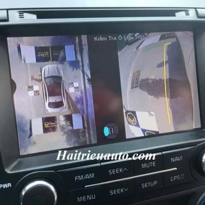 Camera hành trình 360 độ cho xe Kia Cerato