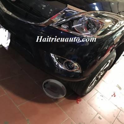 Viền đèn gầm Mazda BT50