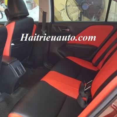 Bọc ghế da cho Honda City