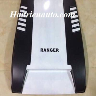 Trang trí nắp cabo Ford Ranger