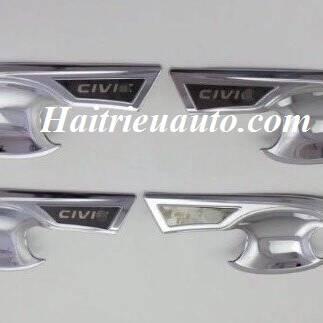 Chén cửa Honda Civic 2017