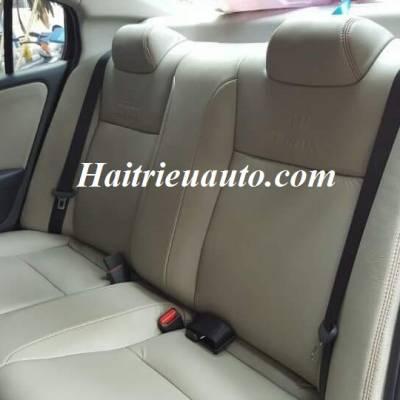 Bọc ghế Honda City mẫu 3