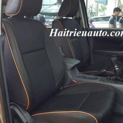 Bọc ghế da Honda City mẫu 4