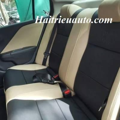 Bọc ghế da Honda City