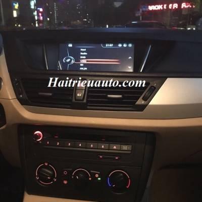 Màn hình DVD theo xe BMW X1