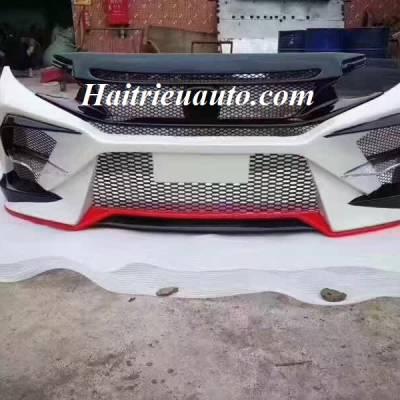 Body Honda Civic mẫu 2