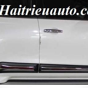 Ốp hông Mitsubishi Pajero Sprt