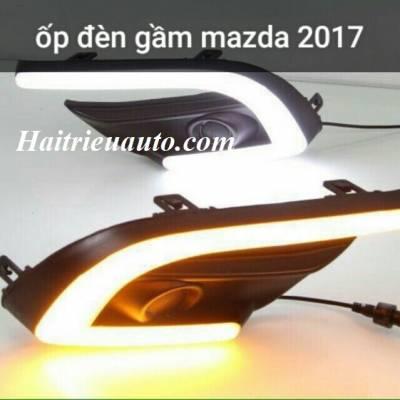 Đèn led gầm Mazda 3 2018