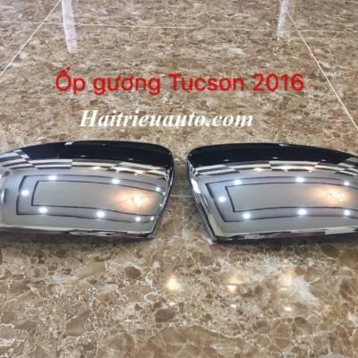 Ốp gương Tucson 2016