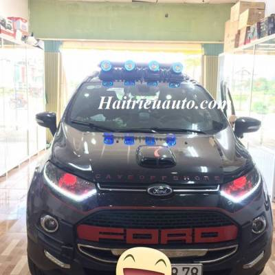 mắt quỷ đổi mầu ford ecosport