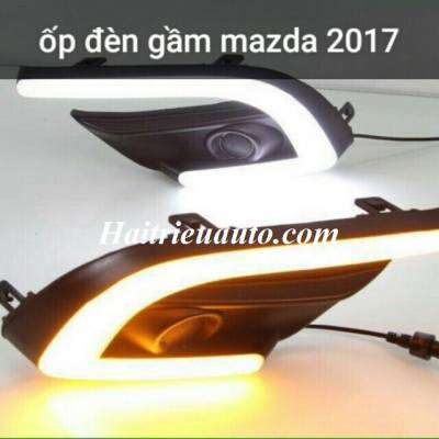 Đèn led gầm Mazda 2017