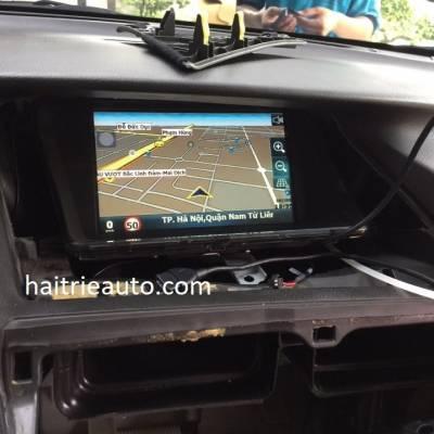 Lắp vietmap cho xe Lexus GX350