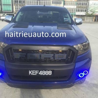 mặt calang độ cho xe ford ranger mẫu 3