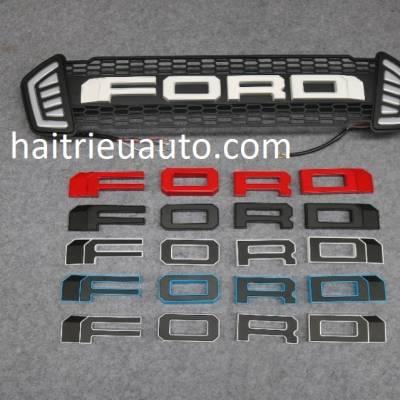 mặt calang độ cho xe ford ranger mẫu 1