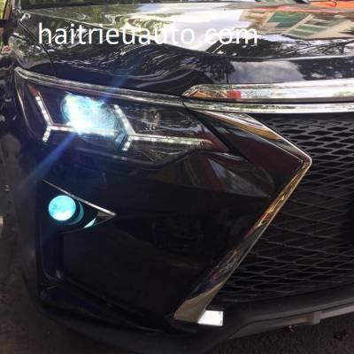 Lên body Lexus cho Camry 2016