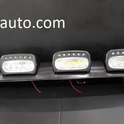 bộ bóng đèn nắp trên nóc xe