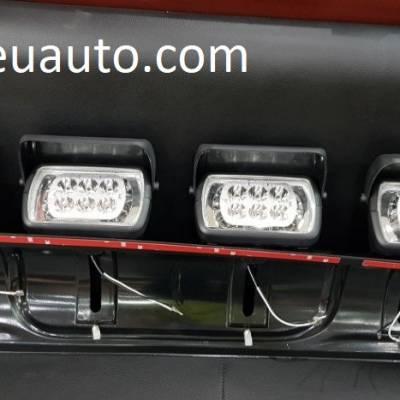 bộ bống đèn nắp trên nóc xe Mazda BT50