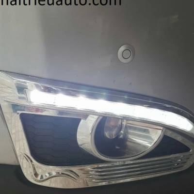 đèn led gầm cho xe captiva