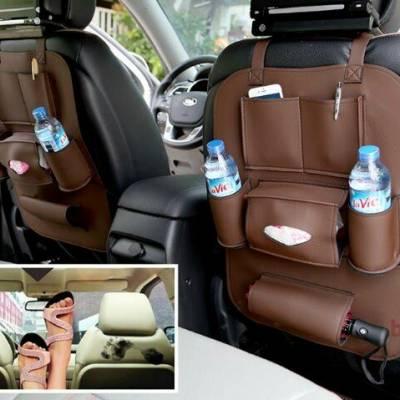 túi đựng đồ sau ghế xe oto