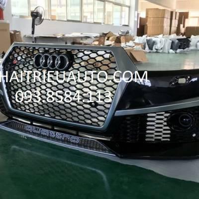 Audi Q7lên form body kit Audi RSQ7 Quattro