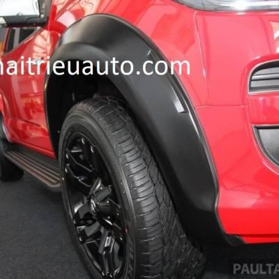 ốp cua lốp cho xe CHEVROLET COLORADO