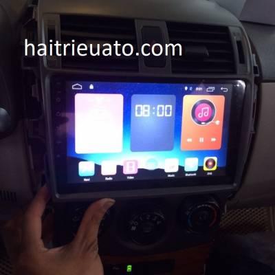 màn hình android Toyota Altis