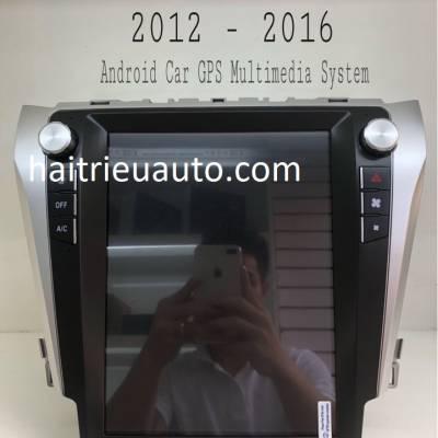 màn hình android xe Camry