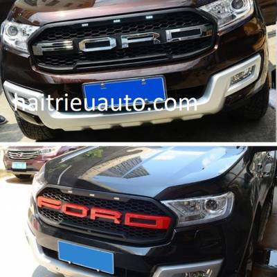 Mặt calang độ xe Ford Everest