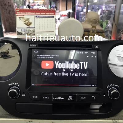 DVD Android S160 theo xe Hyundai I10