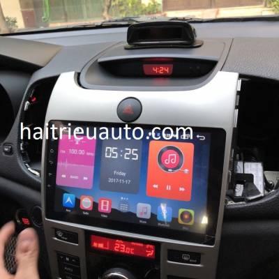 màn hình android theo xe kia forte