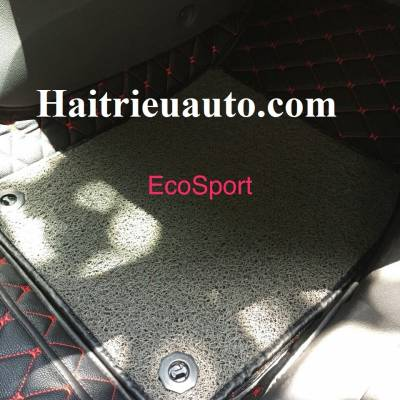 thảm 6d ford ecosport