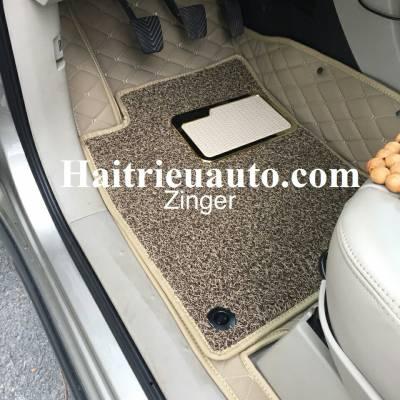 thảm 6d  Mitsubishi Zinger