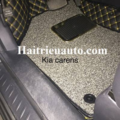 thảm 6d Kia Carens